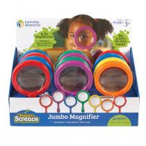 LER2775 - Jumbo Magnifier Countertop 12/Set Display Pop in Lab Equipment