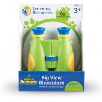 LER2818 - Primary Science Big View Binoculars in Lab Equipment