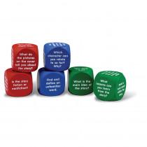 LER7022 - Reading Comprehension Cubes in Comprehension