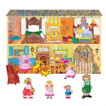 LFV22011 - Flannelboards Goldilocks & The Thee Bears Pre-Cut in Flannel Boards