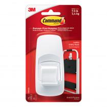 MMM17004 - Command Adhesive Reusable Jumbo Hook in Adhesives
