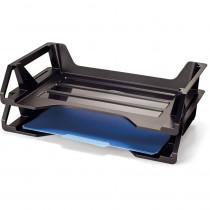 OIC26210 - Achieva Side Load Letter Tray 2Pk in Desk Accessories