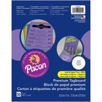 PAC1000021 - Premium Tagboard Violet in Tag Board