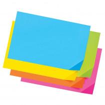 PAC1712 - Colorwave Super Bright Tagboard 12 X 18 Inches in Tag Board