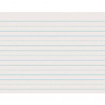PAC2631 - White Ruled Newsprint Skip-A-Line 1 X 1/2 X 1/2 in News Print