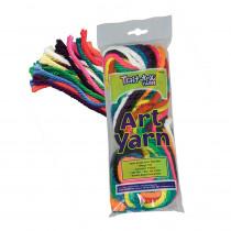 PAC52600 - Art Yarn 50Ft 10 Colors in Yarn