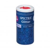 PAC91650 - Glitter 4Oz Blue in Glitter