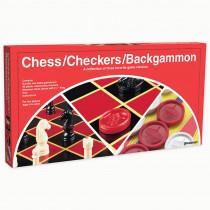 PRE111312 - Chess/Checkers/Backgammon in Classics