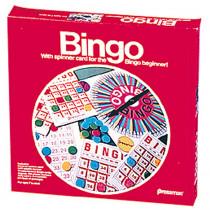 PRE116512 - Spinner Bingo in Bingo