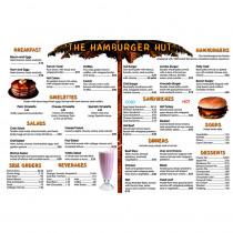 REM102D - Menu Math Hamburger Hut Extra Menus 6 in Money