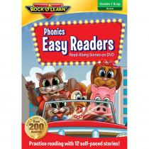 RL-954 - Phonics Easy Readers On Dvd in Dvd & Vhs