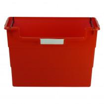 ROM77602 - Desktop Organizer Red in Desk Accessories