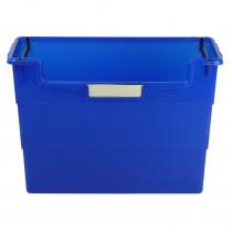 ROM77604 - Desktop Organizer Blue in Desk Accessories