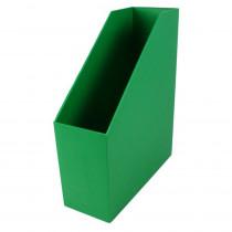 ROM77705 - Magazine File Green 9.5X3.5X11.5 in Storage
