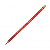 SAN20045 - Col Erase Pencils Red in Colored Pencils