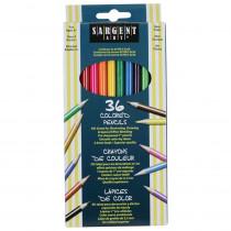 SAR227236 - Sargent Art Colored Pencils 36 Colors in Colored Pencils