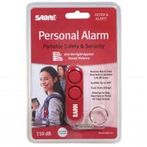 SBCPARAINN01 - Red Personal Alarm Supports Rainn in First Aid/safety