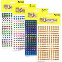 SLSTEPGCC - Chart Sticker Variety Pack C 3200 Stickers in Stickers