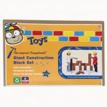 SMT5024 - Imagibricks Giant Building Construction Blocks 24/Set in Blocks & Construction Play