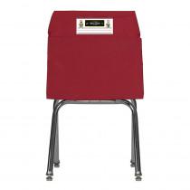 SSK00115RD - Seat Sack Medium 15 In Red in Storage
