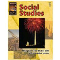 SV-34237 - Core Skills Social Studies Gr 1 in Activities
