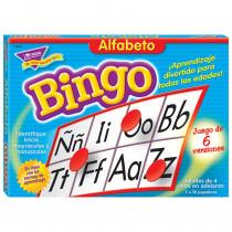 T-6073 - Bingo De Alfabeto Old T088 in Foreign Language
