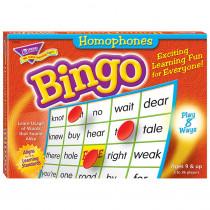 T-6132 - Bingo Homonyms Ages 9 & Up in Bingo