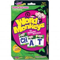 T-76301 - Monkey Mayhem Educational Game in Card Games