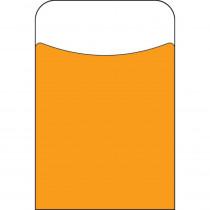 T-77304 - Orange Terrific Pockets in Organizer Pockets