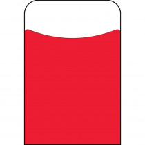 T-77306 - Red Terrific Pockets in Organizer Pockets