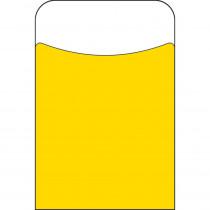 T-77308 - Yellow Terrific Pockets in Organizer Pockets