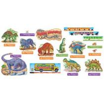 T-8005 - Bulletin Board Set Digging Dinosaurs in Science