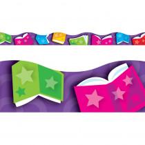 T-92346 - Bright Books Trimmer in Border/trimmer