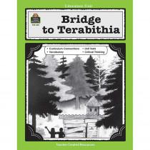 TCR0401 - Bridge To Terabithia Literature Unit in Literature Units