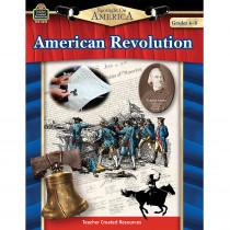TCR3212 - Spotlight On America American Revolution in History
