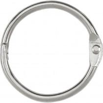 TCR63925 - 6 Pack 1.5 Inch Binder Rings in Book Rings