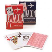 Aviator Jumbo Index Playing Cards