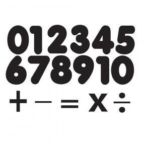 Magnetic Die Cut Numbers Functions