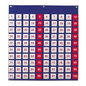 Pocket Chart Hundreds 26H X 27-1/2