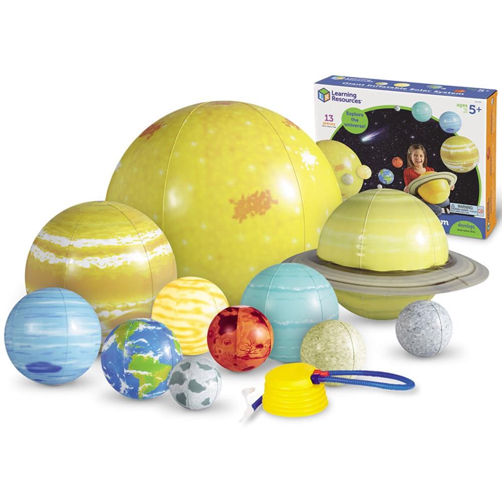 Inflatable Solar System Demonstration Set - LER2434 ...