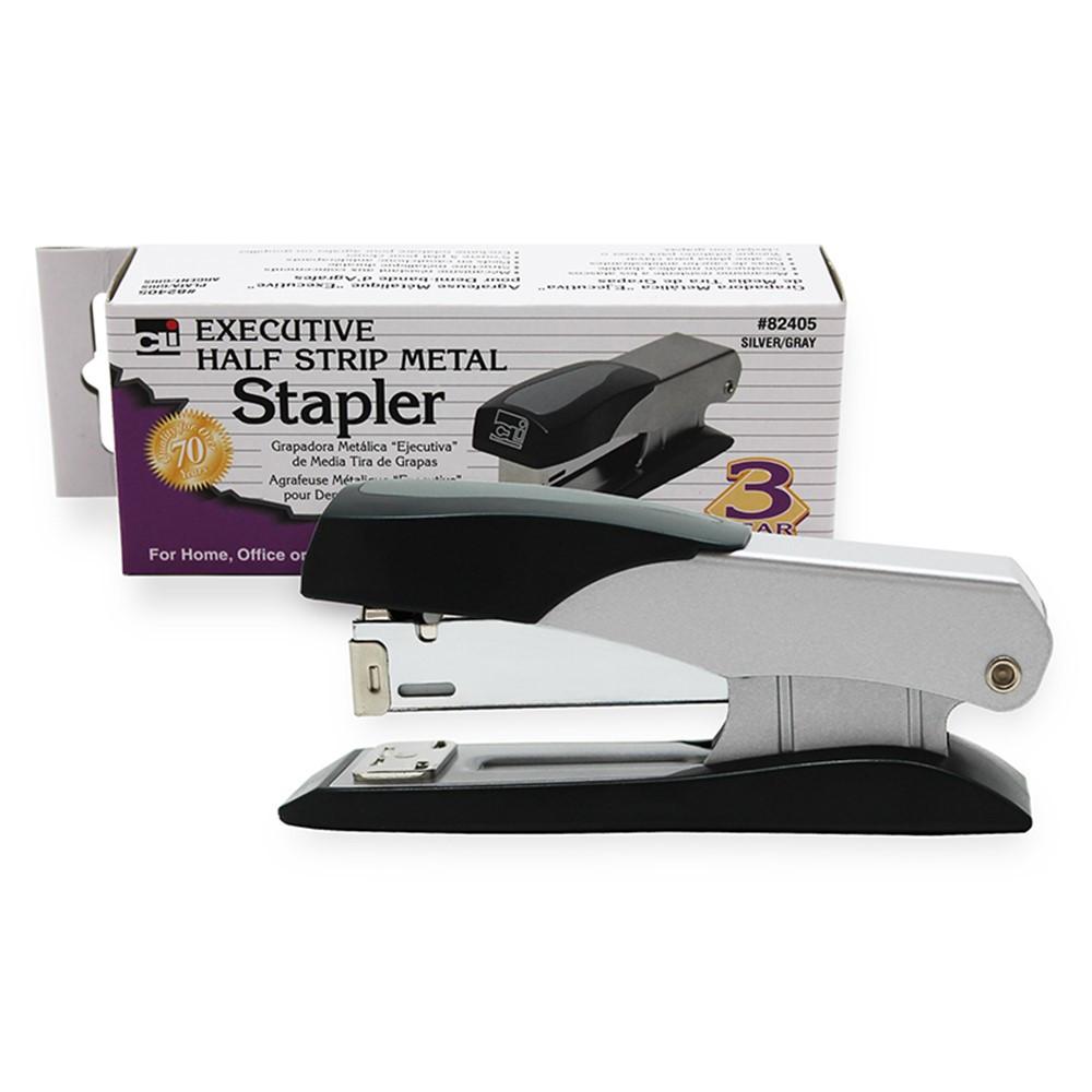 half strip stapler