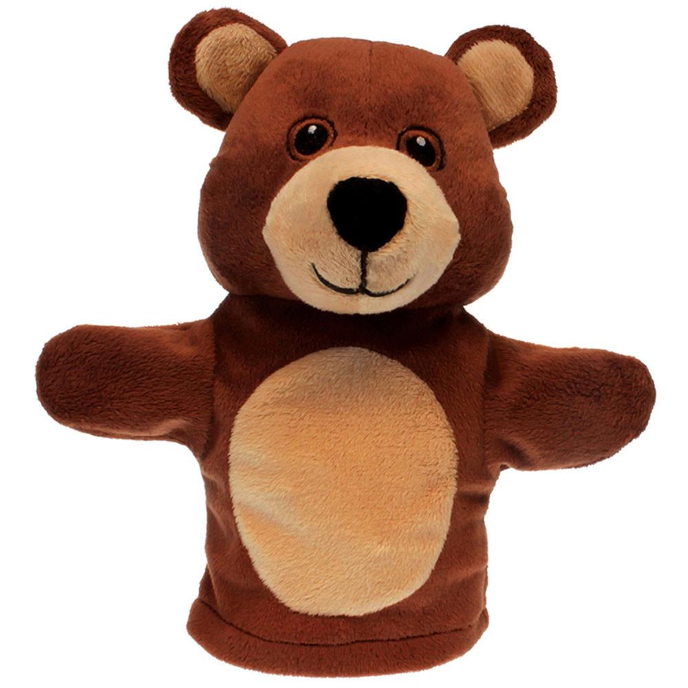 Игрушка медвежонок сделана своими руками