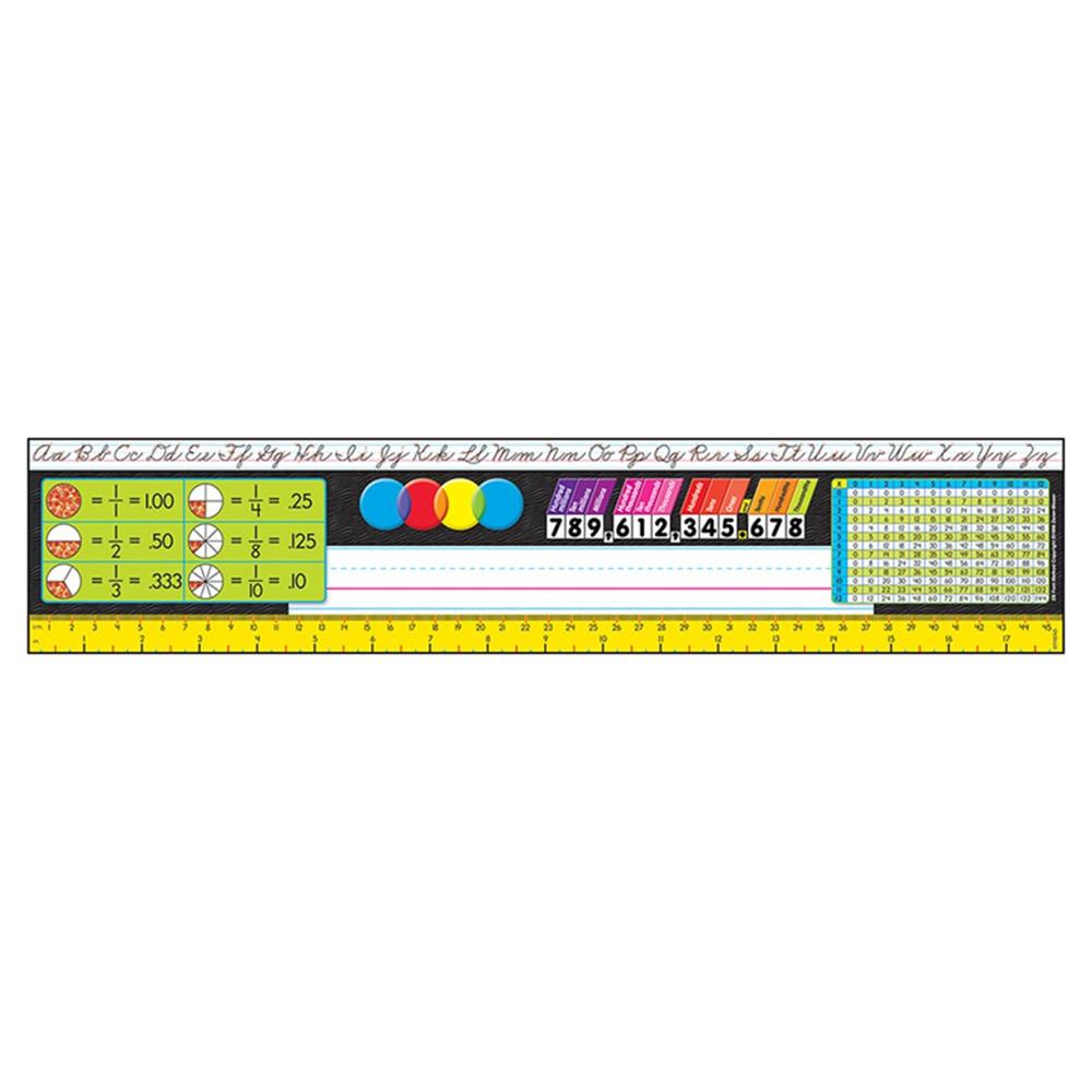 grades 35 zanerbloser desk toppers ref name plates t