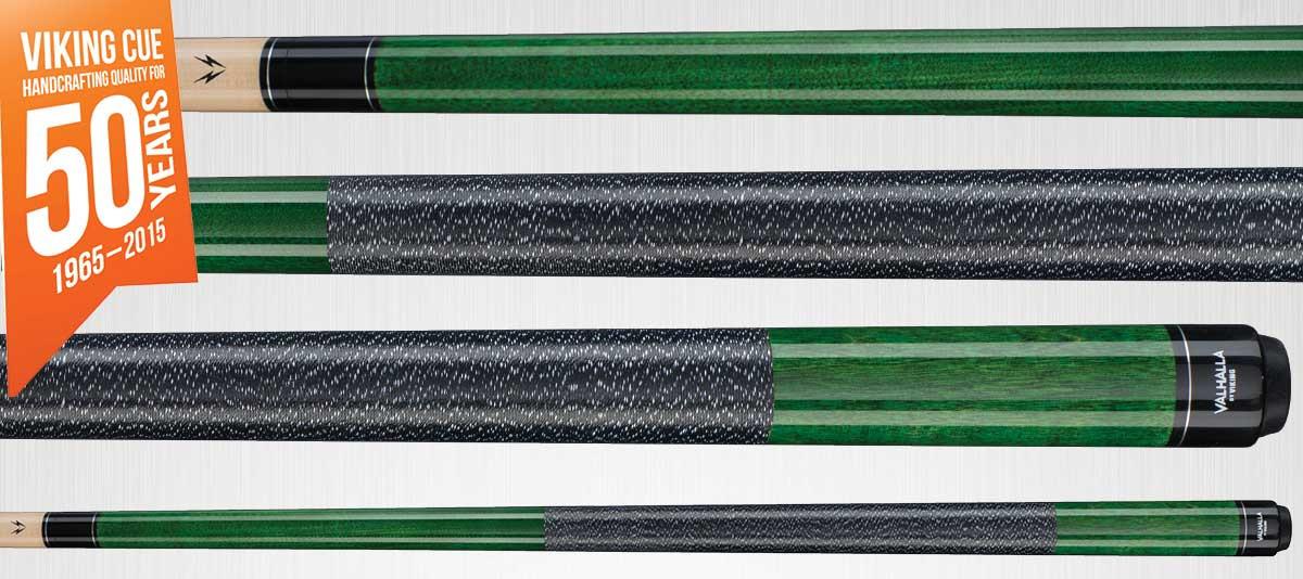 Valhalla By Viking Va115 Green Pool Cue Stick