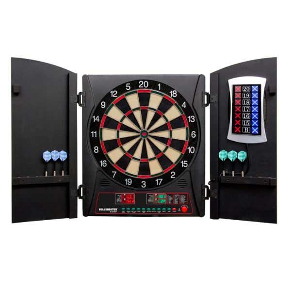 Arachnid Bullshooter CricketMaxx 3.0 E-Bristle Electronic Dartboard