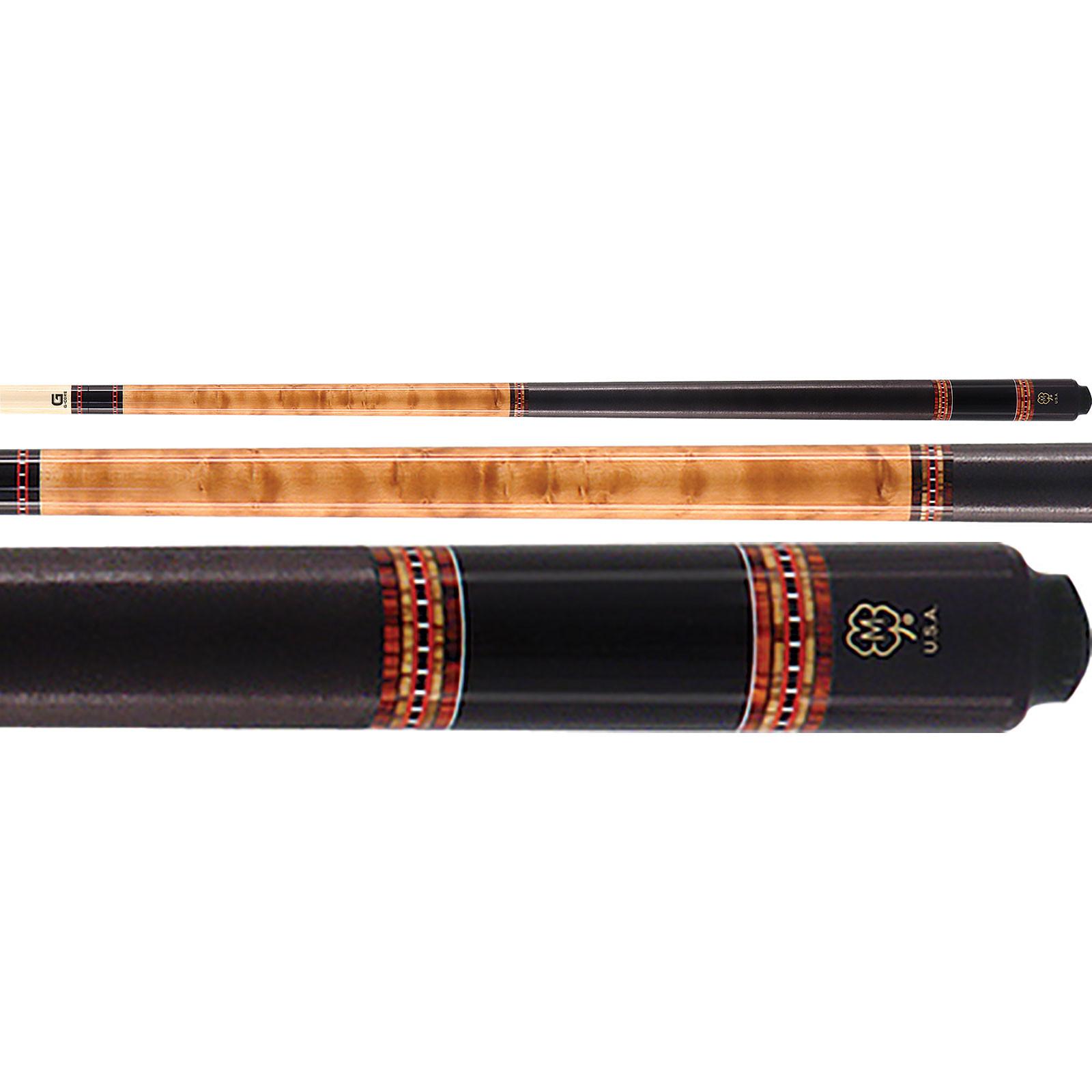 McDermott G225 G-Series Natural Walnut Pool Cue