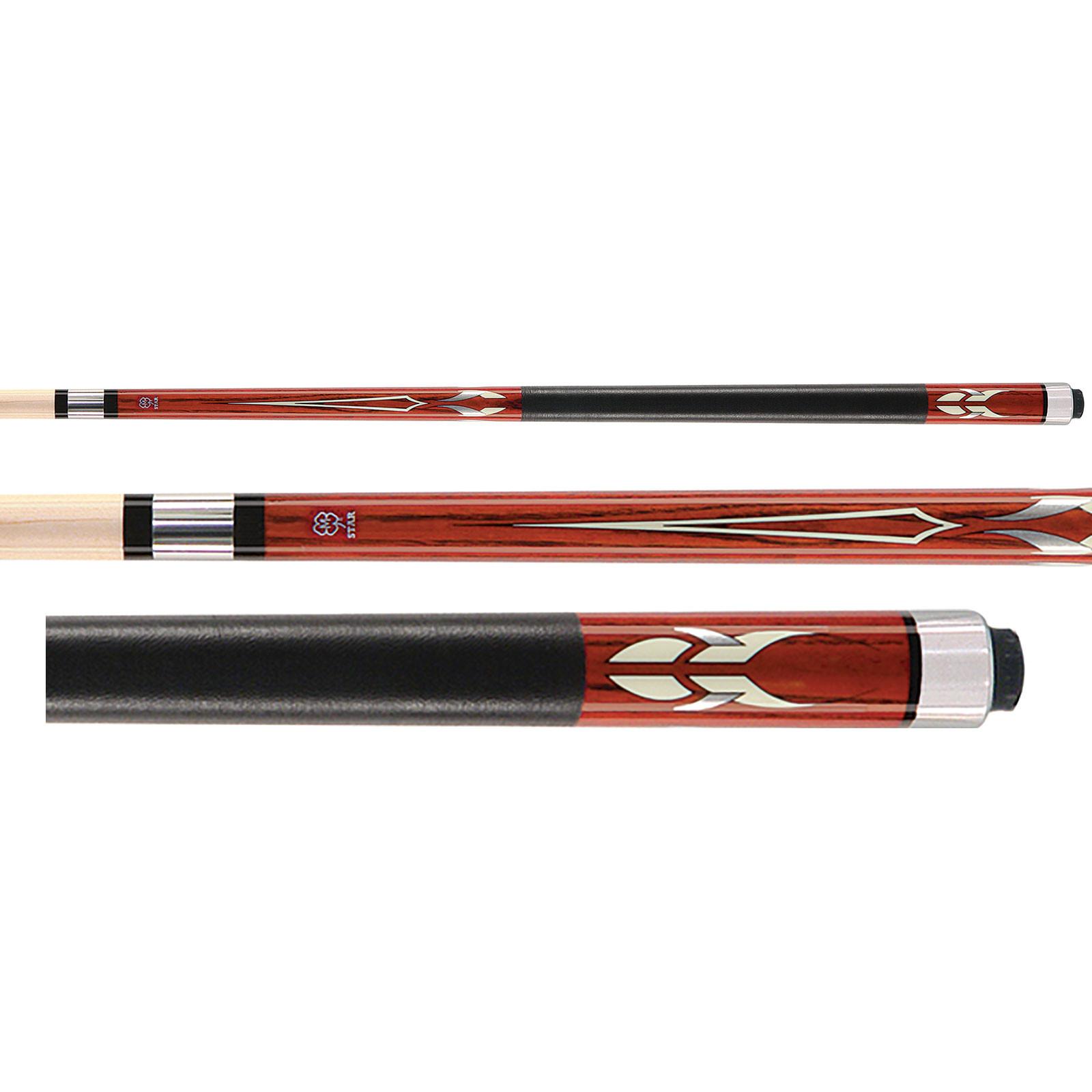 McDermott Star S55 Exotic Billiards Pool Cue Stick