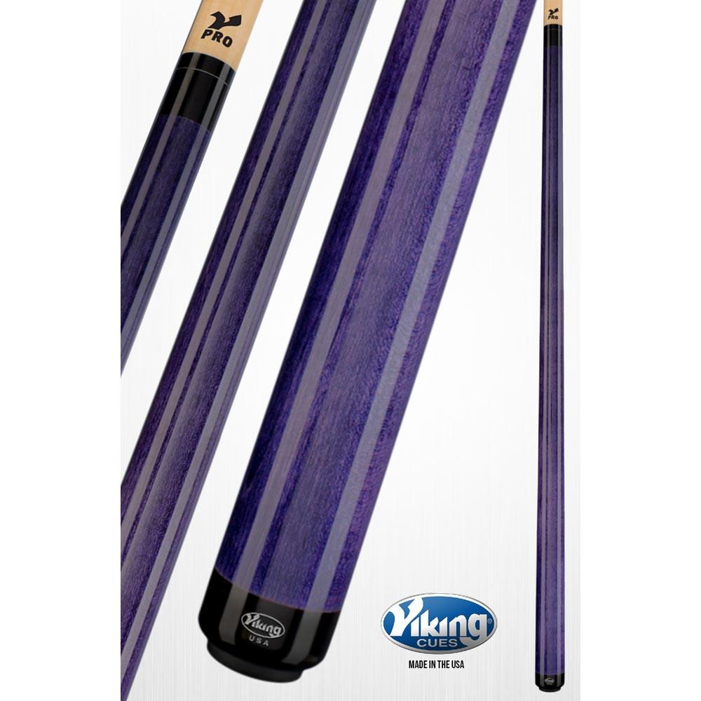 Viking A206 Concord Purple Pool Cue
