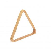 Hardwood Triangle 8-Ball Rack