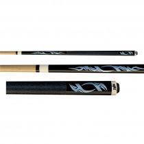 Dufferin D-422 Black Pool Cue Stick